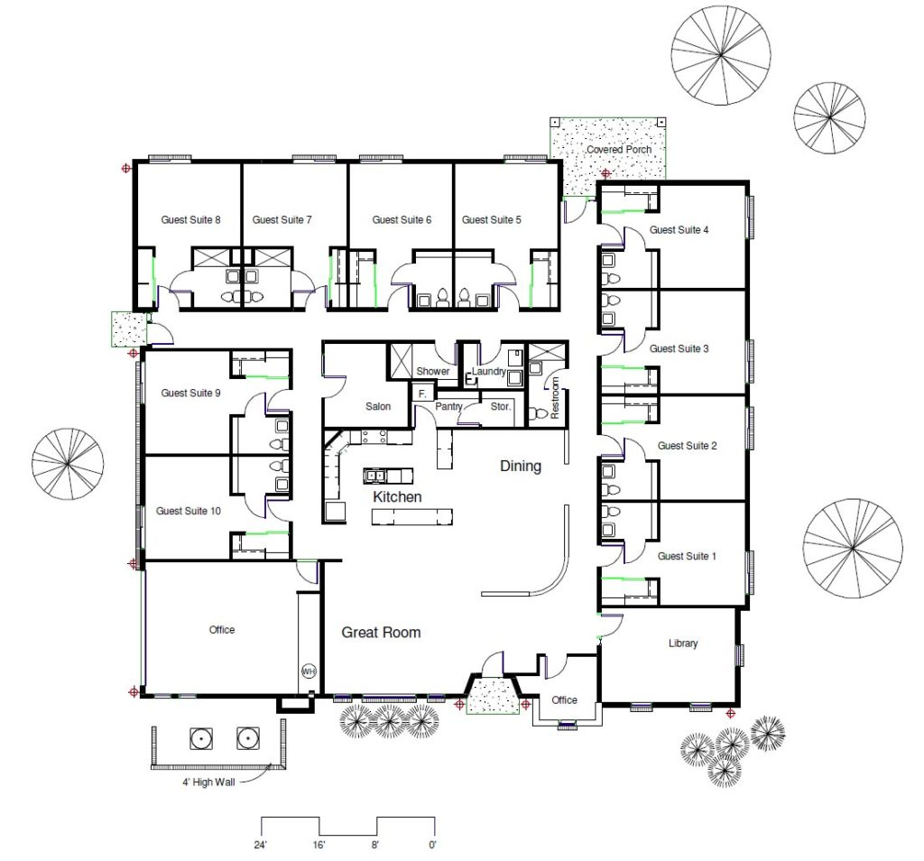Houghton Floor Plan