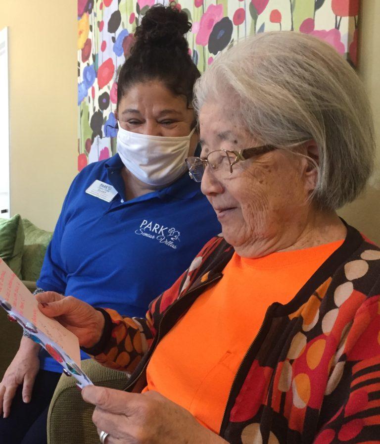 Park Senior Villas National Assisted Living Week